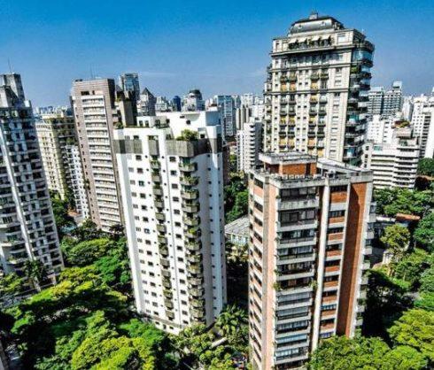 Vendas do mercado imobiliário sobem 16% no trimestre